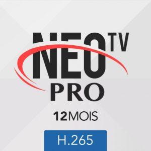 Abonnement IPTV NEO TV pro2